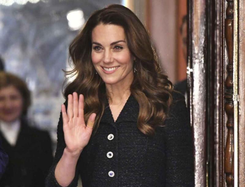 Kate Middleton: Έκανε στα μαλλιά της το απόλυτο trend για τις μελαχρινές - Μεγάλη αλλαγή στην εμφάνισή της