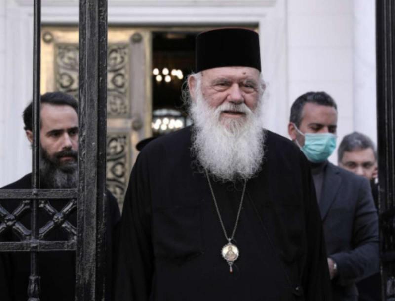 Κορωνοϊός: Εξελίξεις με την υγεία του Αρχιεπίσκοπου Ιερώνυμου