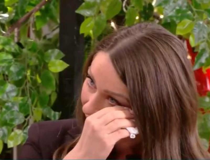 Κατερίνα Λένη: Ξέσπασε σε κλάματα όταν είδε ποιος ευχήθηκε για την γιορτή της