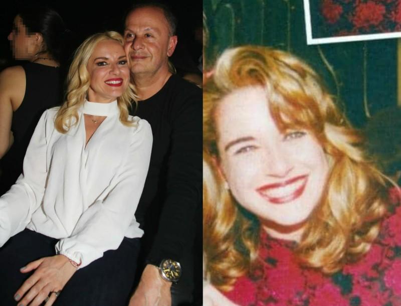 Η σχέση της Μαρίας Μπεκατώρου με γιο πολιτικού πριν τον Αλεβιζόπουλο - Σπάνιες φωτογραφίες