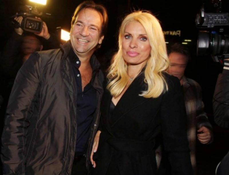 Ματέο Παντζόπουλος: Η πρώην σύντροφός του φωτογραφήθηκε ολόγυμνη - Είναι σήμερα 46 χρονών