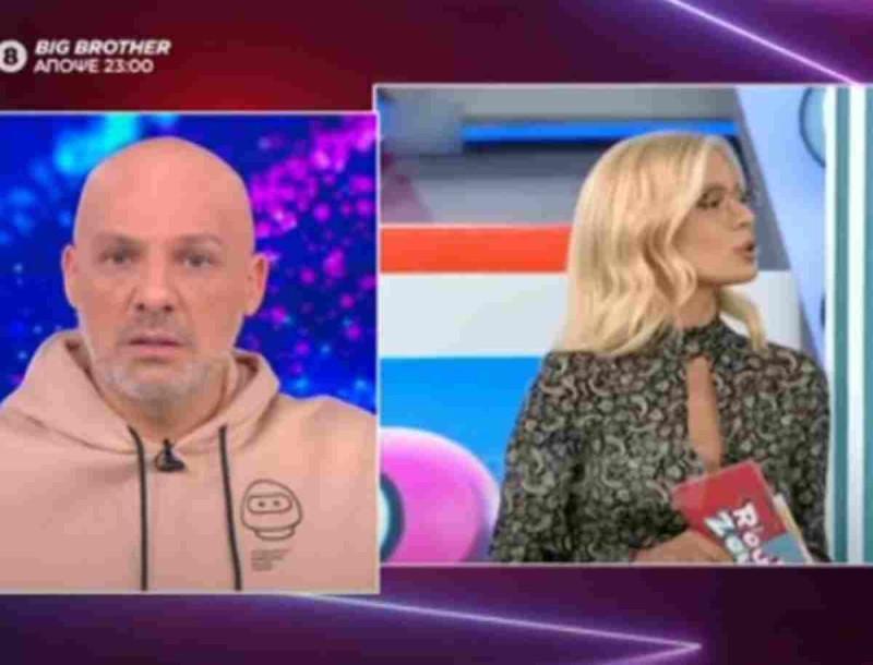 «Κάγκελο» ο Νίκος Μουτσινάς - Το περιστατικό με την Ζέτα Μακρυπούλια που τον «κούφανε»