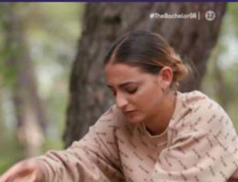 The Bachelor: Παραλίγο να καταρρεύσει η Ραφαέλα - Έτρεμε από φόβο