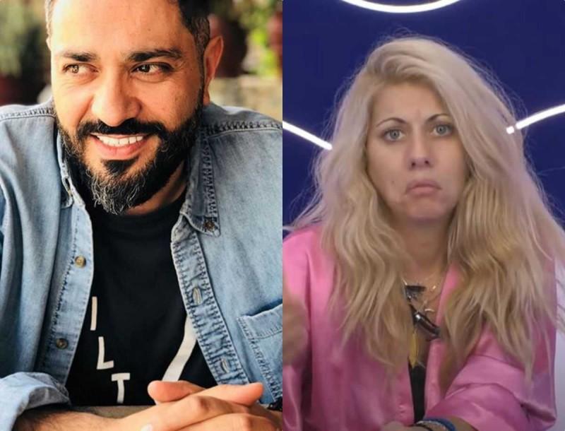Βάσω Λασκαράκη: Η άγνωστη «σχέση» του Λευτέρη Σουλτάτου με την Άννα Μαρία του Big Brother