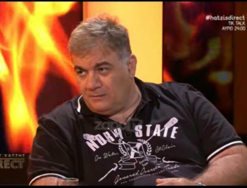 Δημήτρης Σταρόβας: Συγκλονίζει για τον πατέρα του -