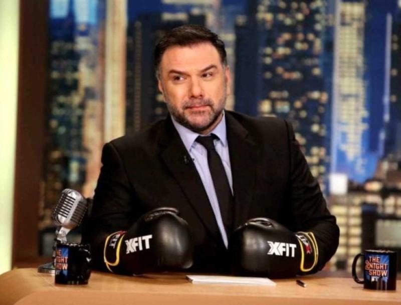 Έκτακτη τοποθέτηση του ΑΝΤ1 για το The 2night Show και τον Γρηγόρη Αρναούτογλου