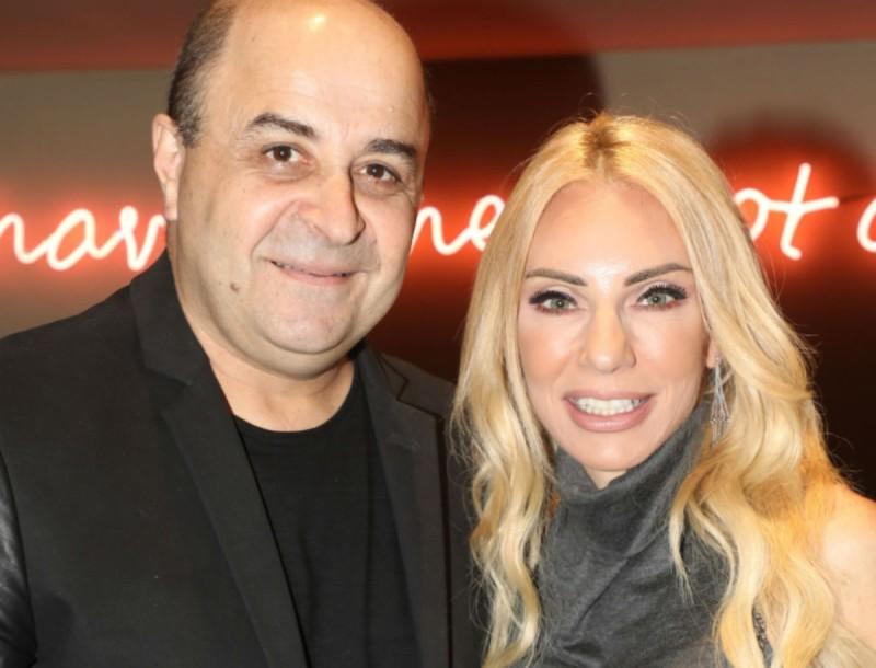 Μάρκος Σεφερλής - Έλενα Τσαβαλιά: Πανζουρλισμός στο μαγαζί τους - Οι διάσημοι κάνουν ουρά