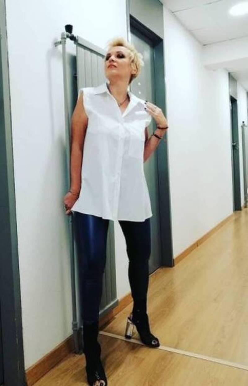 Τζωρτζέλα Κόσιαβα απώλεια βάρους