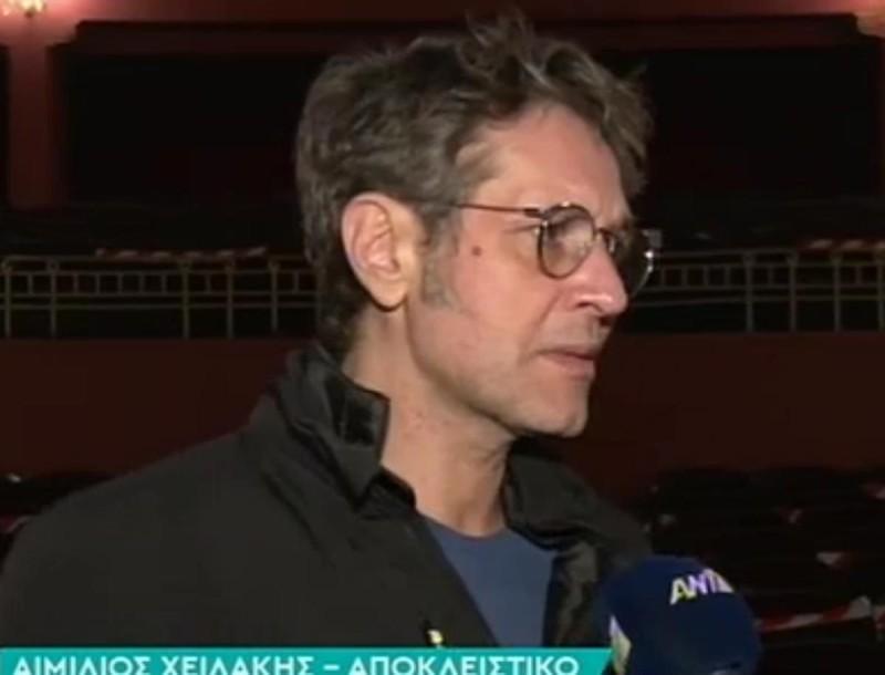 Αιμίλιος Χειλάκης: Έπαθε σοκ όταν έμαθε on air το κονσεπτ του Bachelor -
