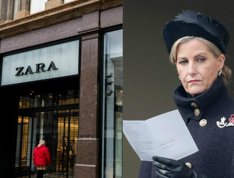 Γαλαζοαίματη εμφανίστηκε με ρούχο των Zara - Ξεπουλάει τώρα σαν τρελό