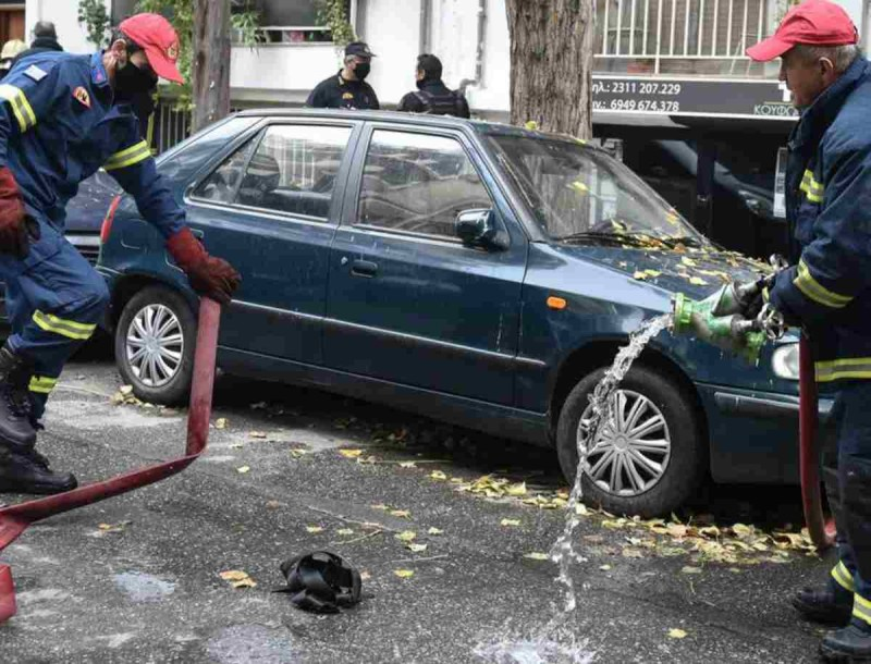 Εξελίξεις με την φωτιά σε σπίτι στη Θεσσαλονίκη - Έτσι σώθηκαν τα αδέρφια του 16χρονου