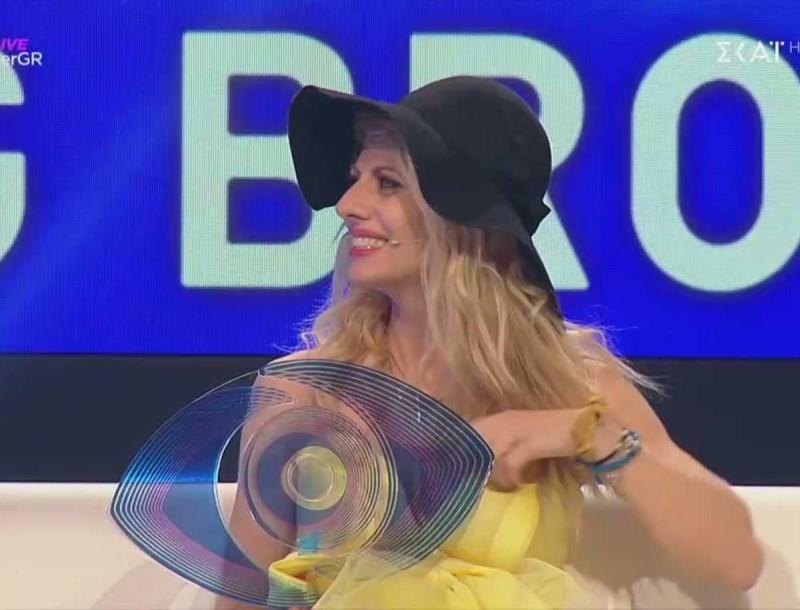 Big Brother - Άννα Μαρία: Αυτή είναι η νικήτρια που «μάγεψε» το κοινό