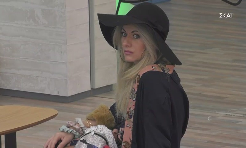Άννα Μαρία Ψυχαράκη νικήτρια Big Brother