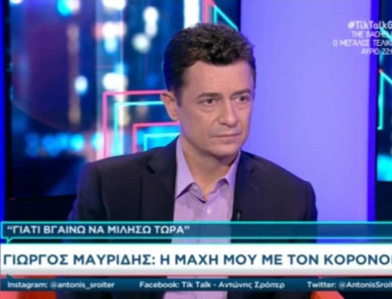 Αντώνης Σρόιτερ: «Σπάει» τη σιωπή του για την εκπομπή με τον Πετράκο - «Καλούμαστε να πάρουμε αποφάσεις...»