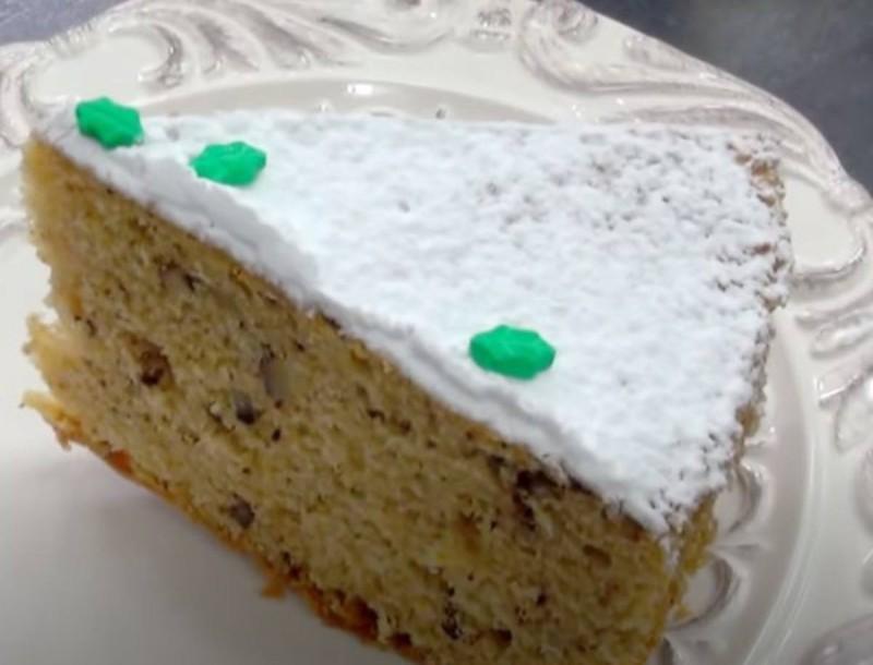 Αργυρώ Μπαρμπαρίγου: Η συνταγή της γιαγιάς της για αφράτη φουσκωτή Βασιλόπιτα