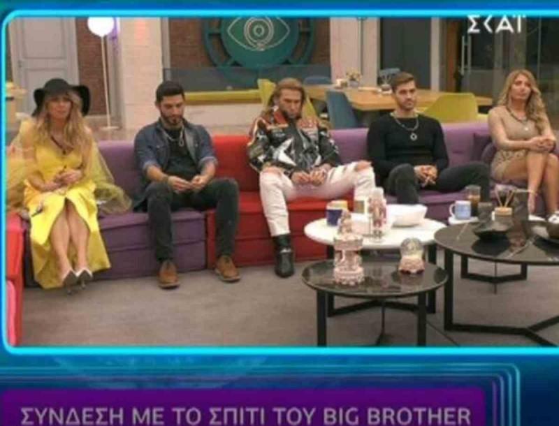 Big Brother τελικός: Αυτός είναι ο πρώτος παίκτης που αποχώρησε