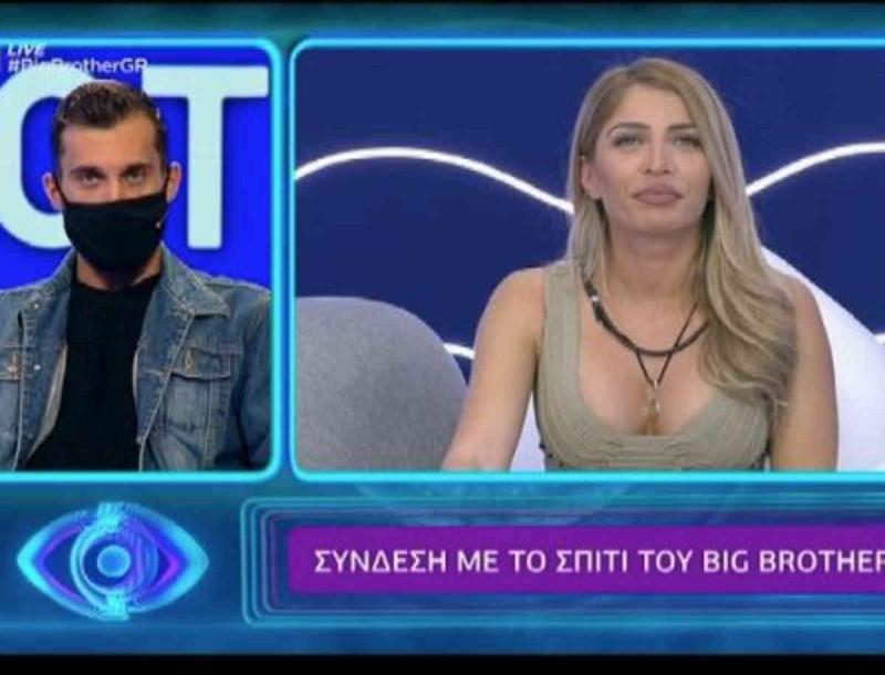 Big Brother: Τα τρυφερά λόγια του Κεχαγιά στην Σοφία -