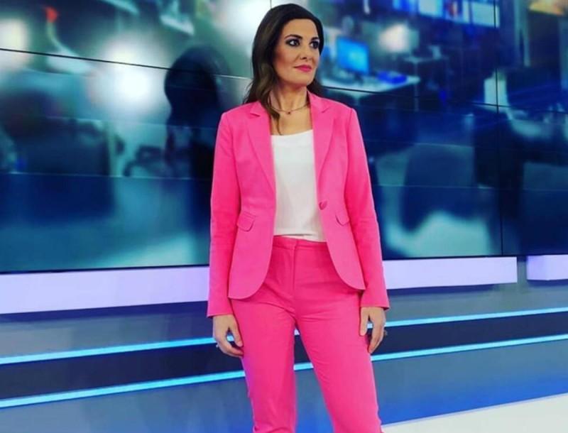 Ευχάριστα νέα για την παρουσιάστρια του Open, Φαίη Μαυραγάνη