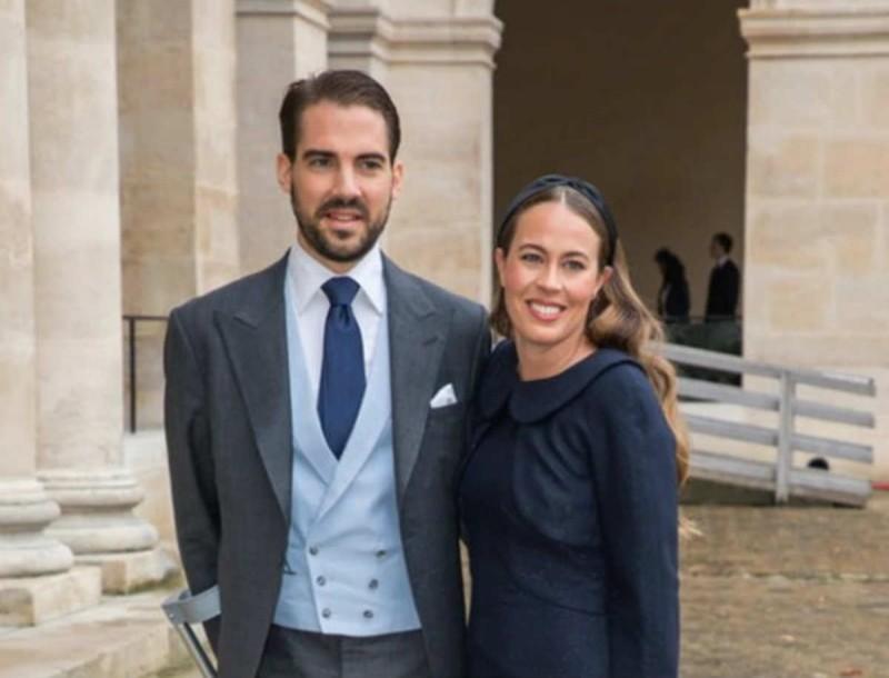 Παντρεύτηκε ο γιος του τέως βασιλιά Κωνσταντίνου Φίλιππος Γλίξμπουργκ