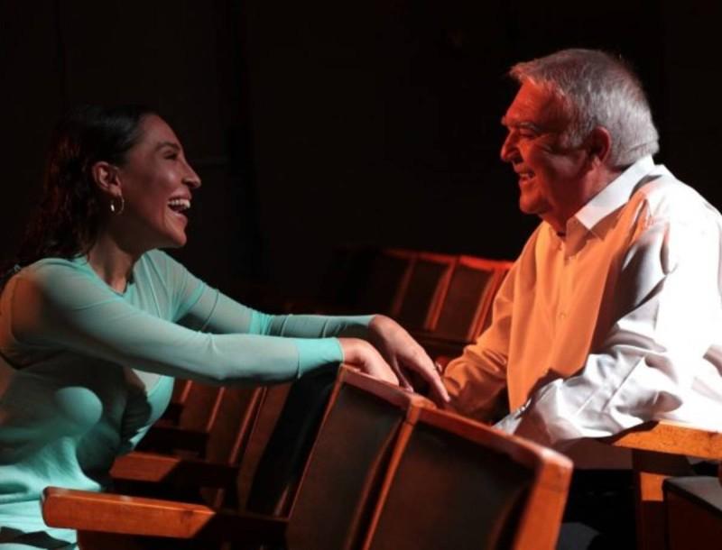 Ευχάριστα νέα για τον Πασχάλη Τερζή και την κόρη του, Γιάννα