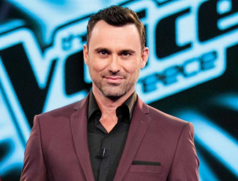 ΣΚΑΪ: Επιστρέφει στο The Voice o Γιώργος Καπουτζίδης