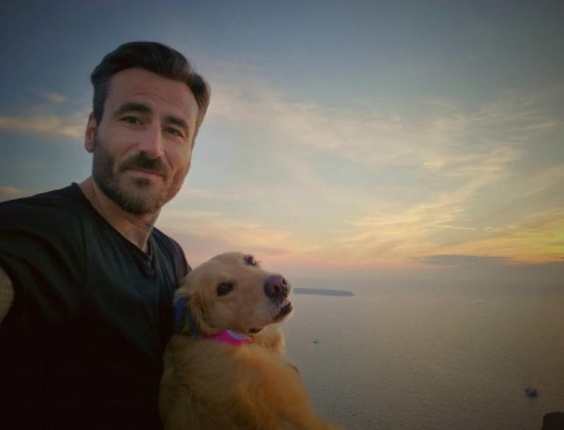 Γιώργος Μαυρίδης: Η πρώτη του ανάρτηση στο Instagram μετά το «θρίλερ» που έζησε με τον κορωνοϊό