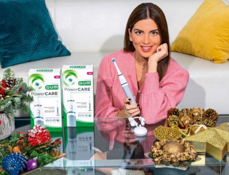 Η ηλεκτρική οδοντόβουρτσα PowerCare™ της GUM είναι ο νέος μου σύμμαχος για ολοκληρωμένη στοματική φροντίδα! Μπείτε στο διαγωνισμό και αποκτήστε την!