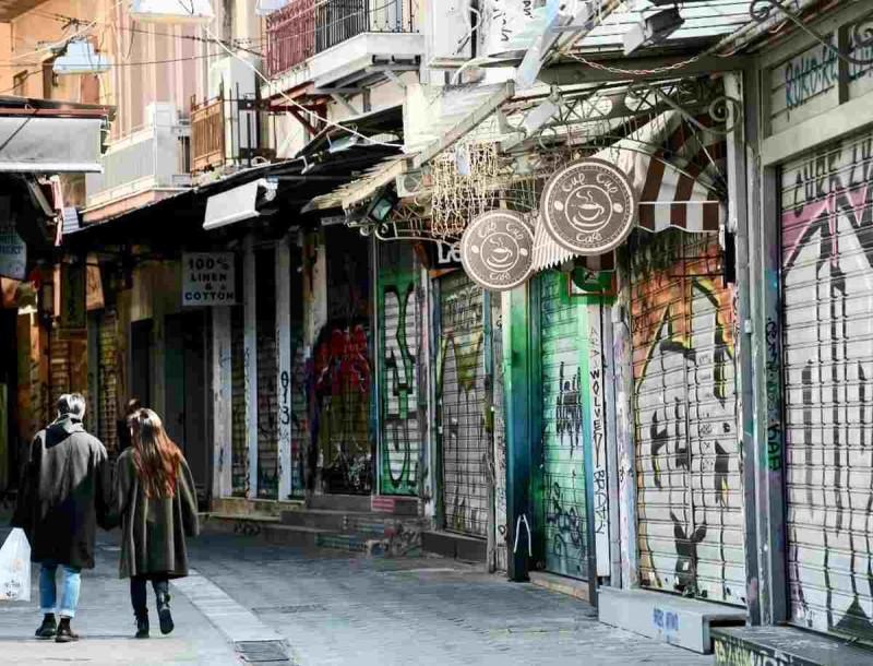 Κορωνοϊός: Αυτά είναι τα καταστήματα που ανοίγουν πρώτα στις 7 Δεκεμβρίου
