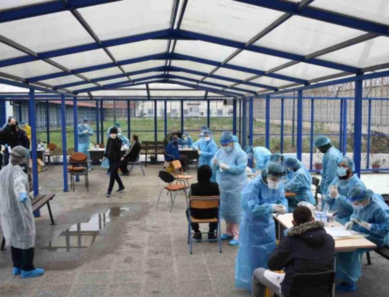 Κορωνοϊός: 48 κρούσματα στις φυλακές Λάρισας