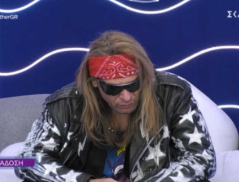 Big Brother: Καταρρακωμένος ο Πυργίδης -