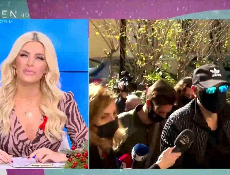 Ασύλληπτο: Τι έκανε ο Σφακιανάκης στο αστυνομικό τμήμα