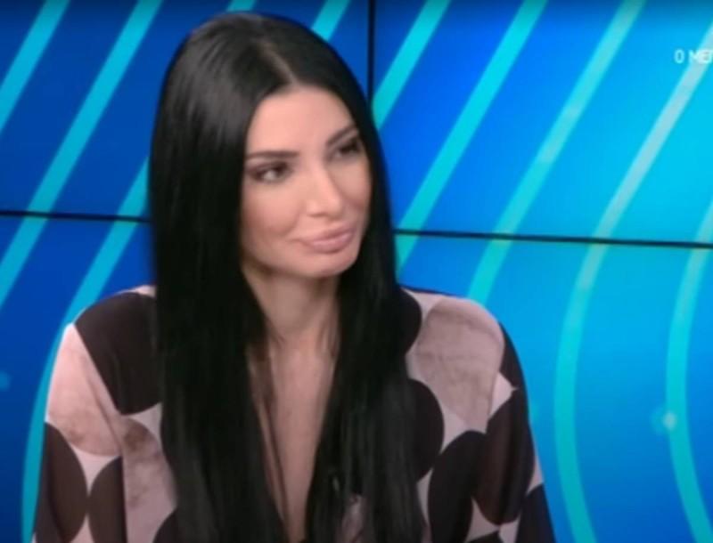 Σία Βοσκανίδου: «Έχω δεχθεί αρνητικά σχόλια για τις πλαστικές μου»