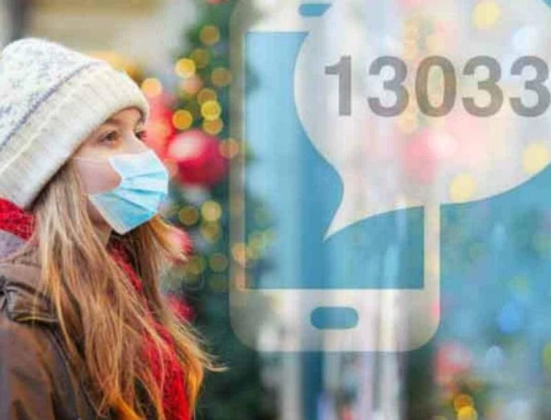 Κορωνοϊός - Lockdown: Αυτό είναι το sms στο 13033 για τα εποχικά καταστήματα