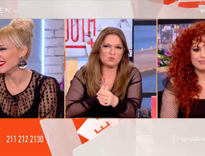 The Booth: Ανακοίνωσαν on air το τέλος της εκπομπής οι παρουσιάστριες