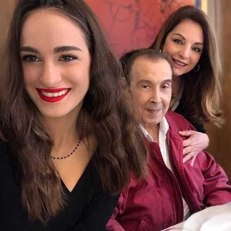 Τόλης Βοσκόπουλος Άντζελα Γκερέκου κόρη