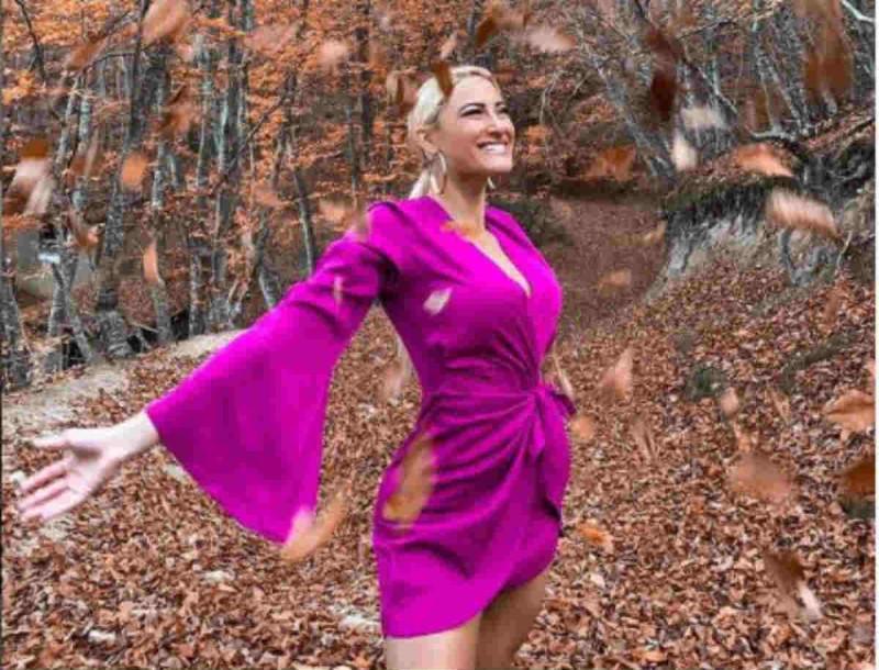 Ιωάννα Τούνη: Έγινε viral σε λίγα λεπτά το νέο επικό βίντεό της στο Tik Tok