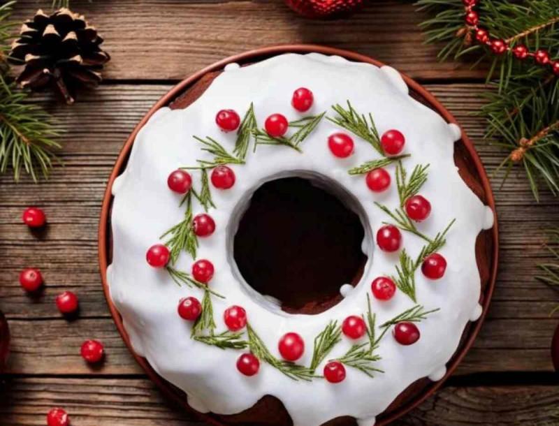 Χριστουγεννιάτικο Gingerbread κέικ από την Αργυρώ Μπαρμπαρίγου - Θα γεμίσει μυρωδιές το σπίτι