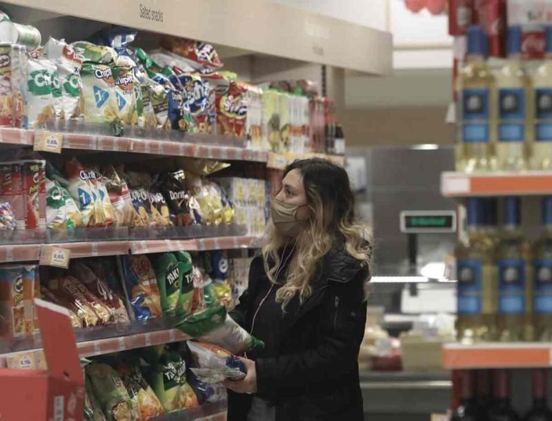 Ανοιχτά σήμερα τα σούπερ μάρκετ - Με αυτό το ωράριο θα λειτουργήσουν