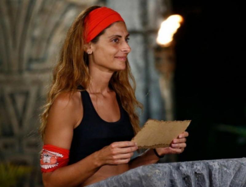 Survivor 4 spoiler αποχωρεί Ανθή Σαλαγκούδη