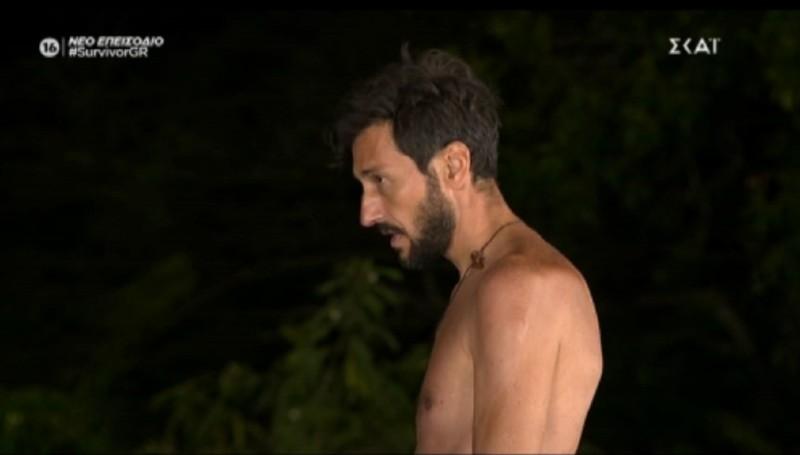 Survivor Καλίδης Περικλής