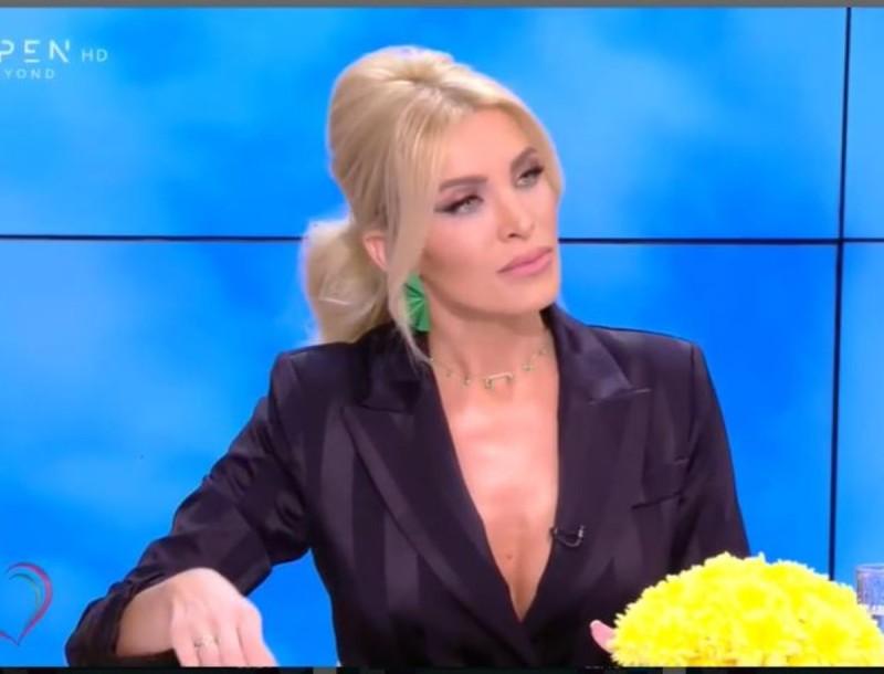Κατερίνα Καινούργιου: Ενοχλήθηκε ο μπαμπάς της από το ντεκολτέ - «Aν δεν σου αρέσει, ζάπινγκ!»