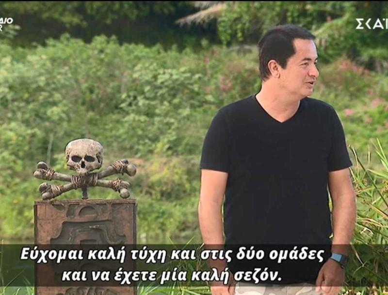 Survivor 4 - Ατζούν Ιλιτζαλί: «Θα είμαι εγώ ο παρουσιαστής σας σε ένα μήνα»