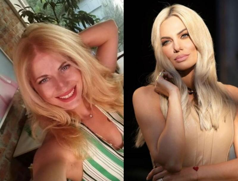 Άννα Μαρία Ψυχαράκη και Ιωάννα Μαλέσκου φόρεσαν ακριβώς το ίδιο συγκλονιστικό φόρεμα