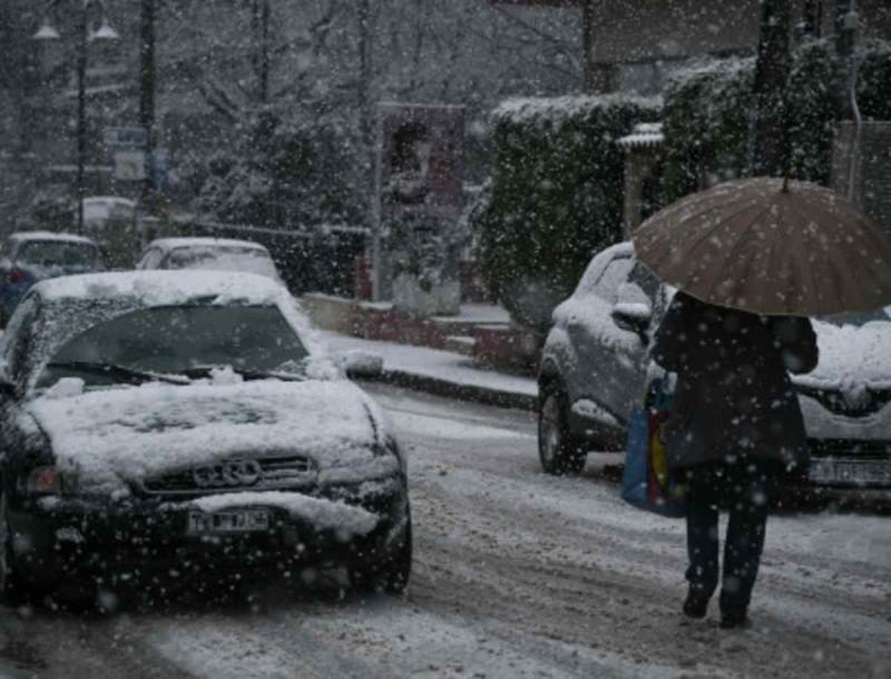 Κακοκαιρία Λέανδρος: Έκτακτα μέτρα για το κρύο στην Αθήνα