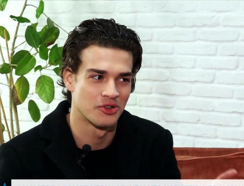 Ανδρέας Αθανασόπουλος: «Λένε ότι μπήκα στο GNTM γιατί έχω κονέ στο Star, έναν θείο μου»