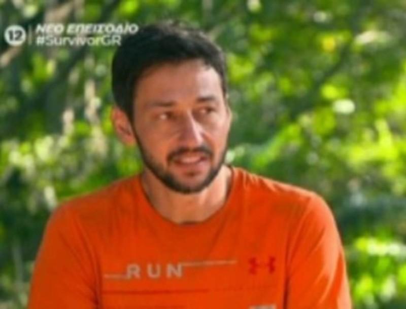 Survivor - Καλίδης: «Δωροδοκήθηκα ξαφνικά από την Κάτια»