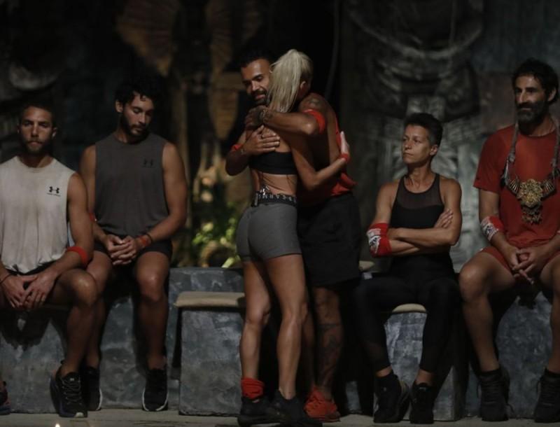Survivor 4: Αποχώρησε η Ασημίνα Ιγγλέζου