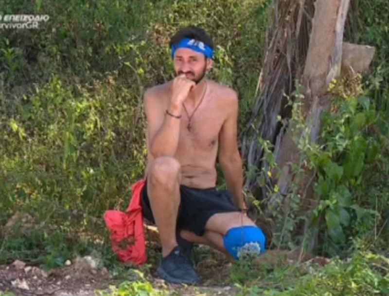 Survivor 4: Έψαχνε τον Καλίδη ο Λιανός - «Θέλω να αράξω λίγο στη σκιά»