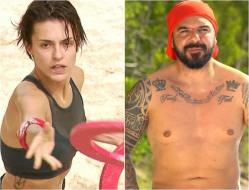 Survivor 4: Πρώτοι στις στοιχηματικές ο Τριαντάφυλλος και η Κάτια Ταραμπάνκο