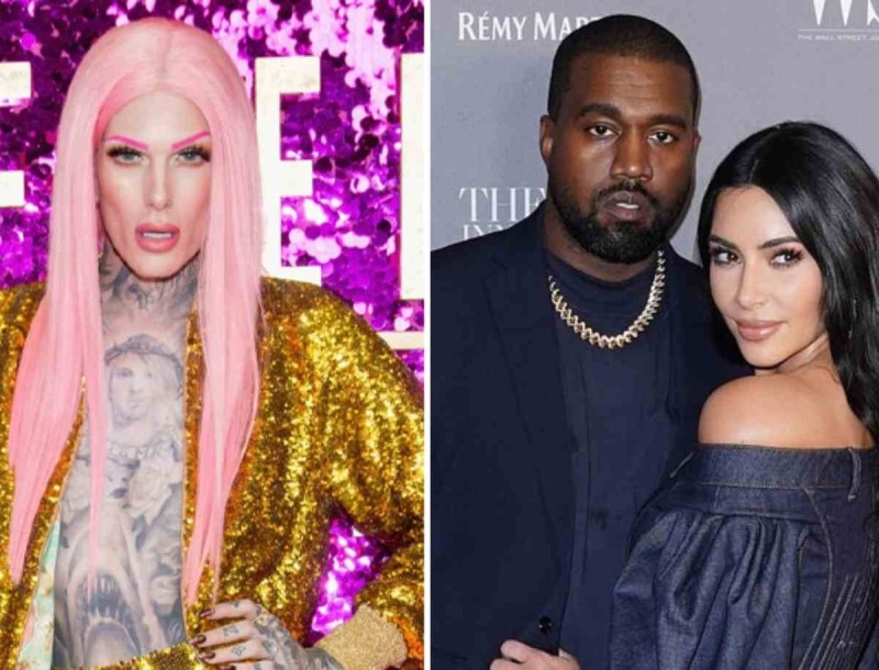 Άπιστος ο Kanye West! Κεράτωσε την Kim Kardashian με τον Jeffree Star